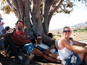 Field Photos from Madagascar, Aug.-Sept. 1998