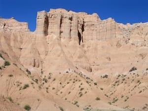 Quebrada Honda Outcrops