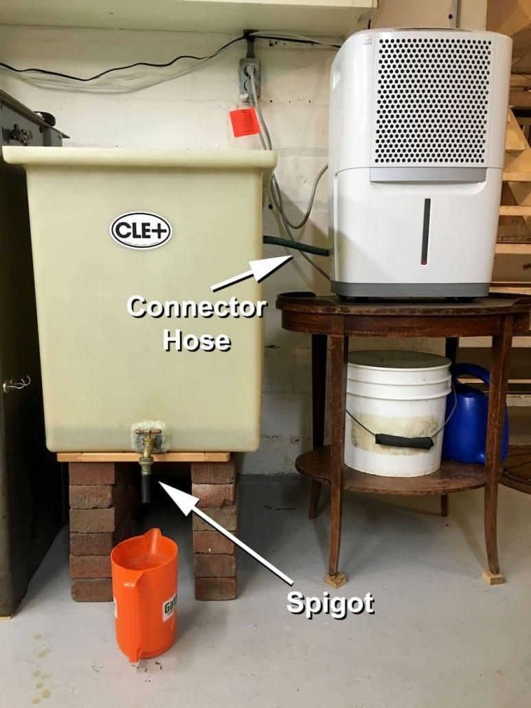 Dehumidifier Setup+