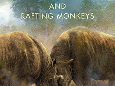 NEW BOOK: Horned Armadillos and Rafting Monkeys